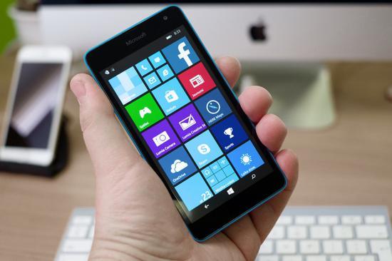 Lumia 535▲