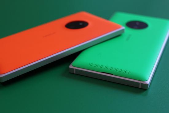 Lumia 830▲