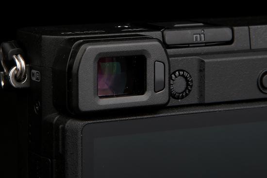 索尼A6400电子取景器
