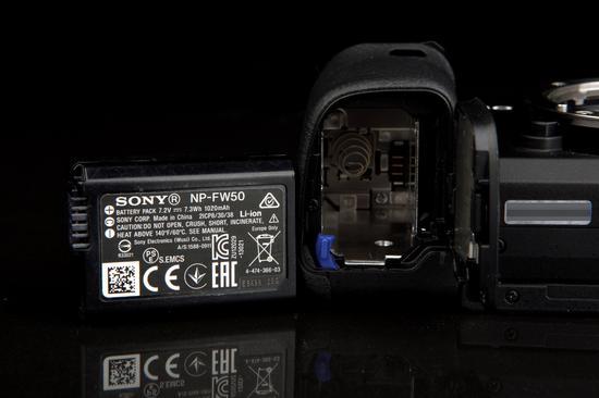 索尼A6400电池