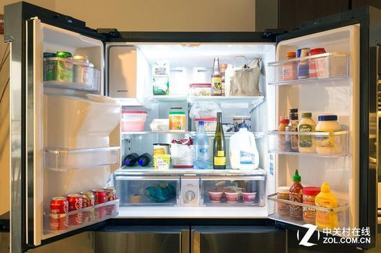 买二手冰箱的时候一定要让冰箱多运转一会