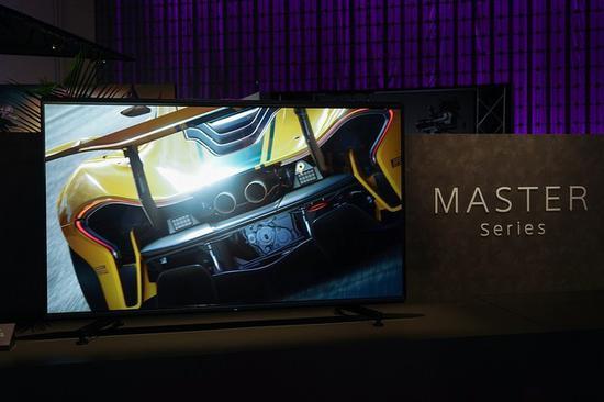 4K电视市场已日趋成熟 今年市占率预计将突破5成