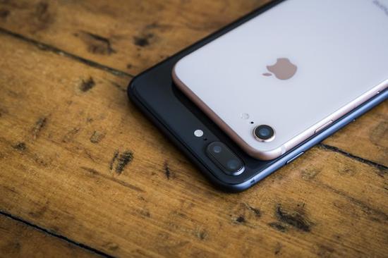 iphone 8/8 Plus(图片:macworld.com)