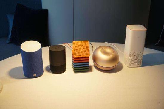 智能音箱市场竞争加剧