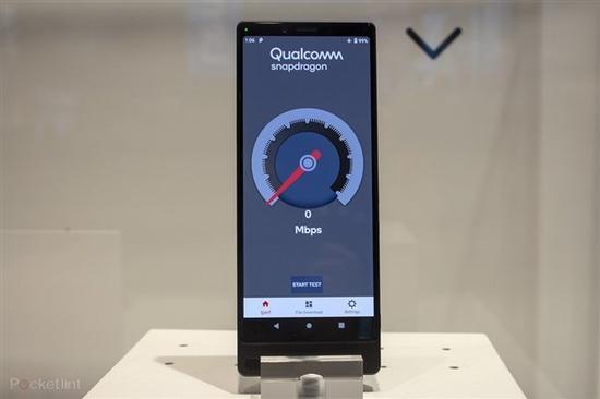 索尼发布首款5G手机采用21:9带鱼屏设计