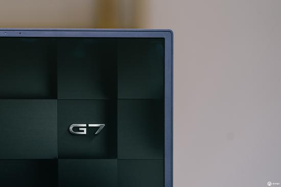 全新 G7 不仅是外观升级这次也在屏幕上下足了功夫