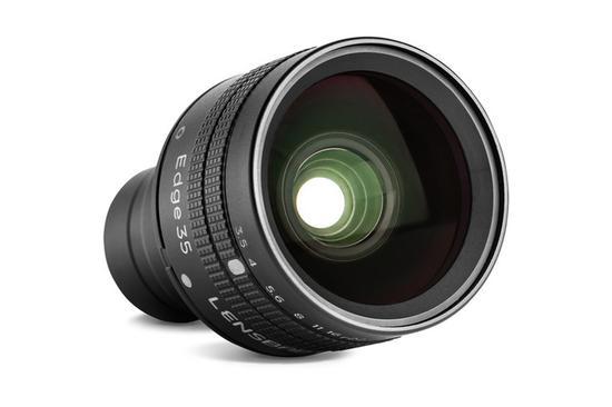 Lensbaby推出一支新的35mm广角倾斜镜头 最大的特点在于选择性聚焦