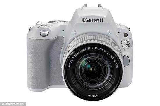 佳能新款入门级单反相机将搭载2400万像素APS-C画幅传感器