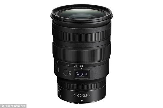 尼康Z 24-70mm f/2.8 S镜头即将上市销售