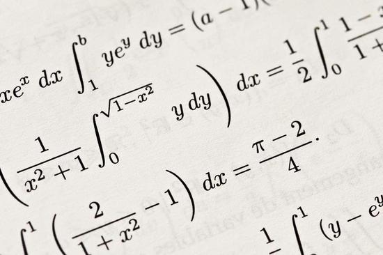 对AI而言,数学符号和题目本身就很难理解