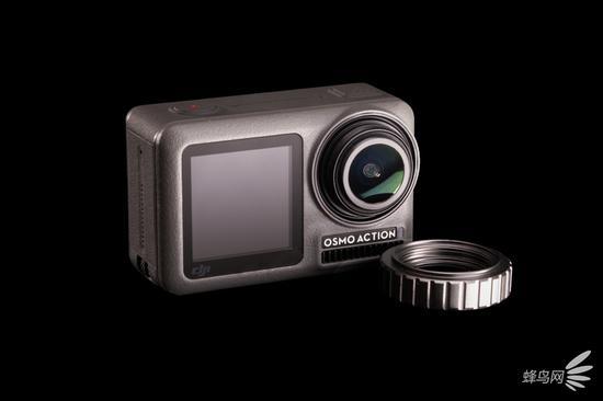 相機支持濾鏡拓展