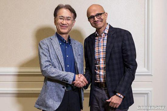 索尼与微软两巨头将在游戏流媒体技术领域展开协作 惊呆PlayStaion部门