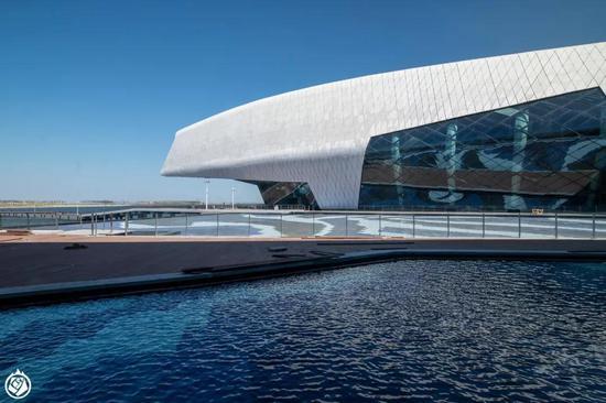 我们第一座国家海洋博物馆,这座博物馆逛起来如何?