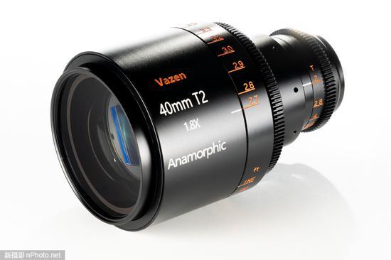 国产品牌Vazen发布世界首款M43卡口变形镜头
