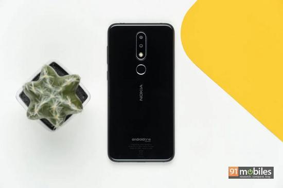 Nokia 6.1 Plus(题图 via91Mobiles)