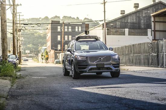 Uber在日本部署搭载其自动驾驶技术的汽车