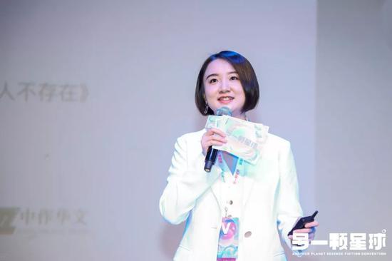 劉慈欣的版權代理、個人經紀、商務合作,大部分都是姬少亭在運作打理。來源:被訪者