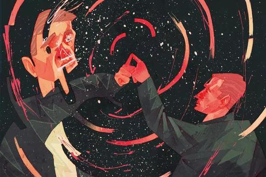 难道有和我们镜像平行宇宙存在吗?科学家已开始验证