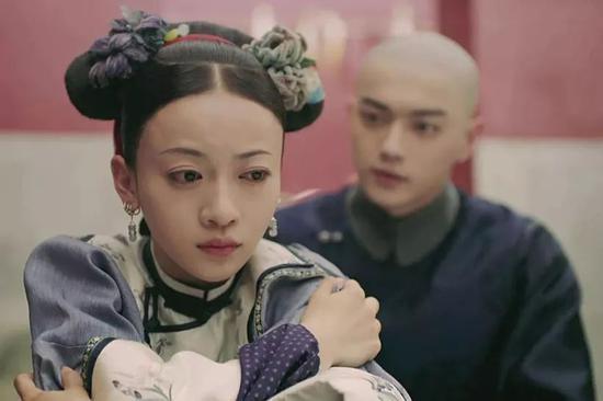 愛奇藝推出的《延禧攻略》成為2018年大熱網劇