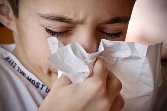 ▲哮喘是一种慢性病,以呼吸急促和喘息反复发作为特征(图片来源:Pixabay)