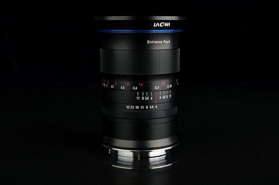 无畸变超广角 老蛙GF 17mm F4镜头评测
