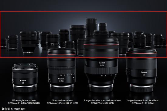 F2.0超�大三元 佳能正在研�l16-28mm F2 L USM�R�^