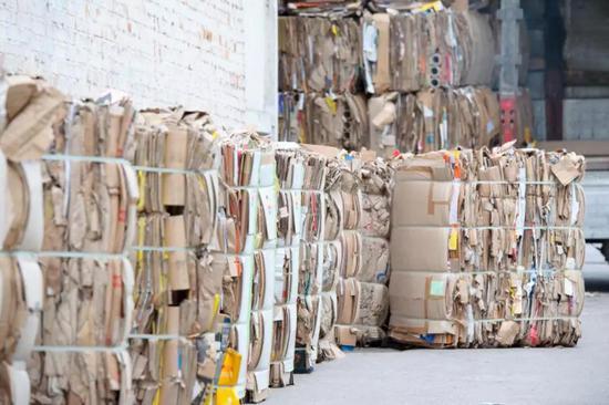垃圾回收(图片来源:Veer图库)