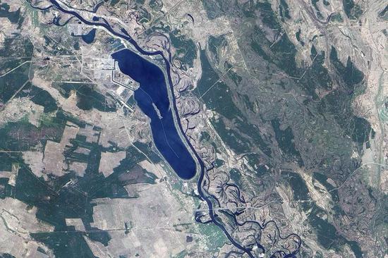 切尔诺贝利禁区成为欧洲最大的自然保护区。图片来源:Wikimieda Commons