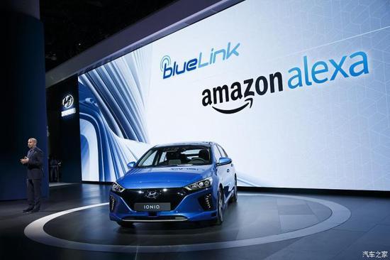 亚马逊将整合Alexa语音助理 将扩张车辆软件系统
