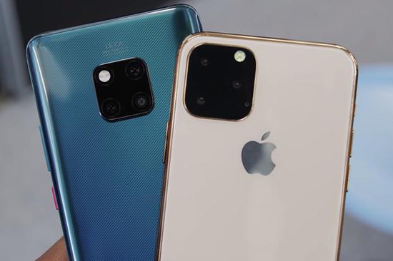 iPhone 11正式发布 LCD屏六色双摄像头配置