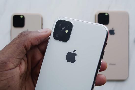 iPhone 11 R 搭载双摄像头