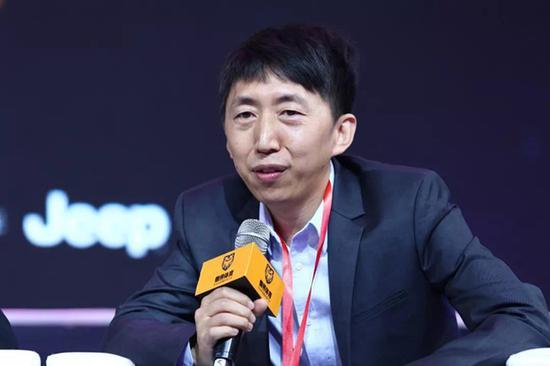腾讯网副总编辑、腾讯体育运营总经理赵国臣