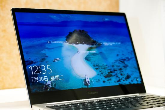 三星推出星曜系列笔记本:搭载第八代酷睿处理器,6999元起