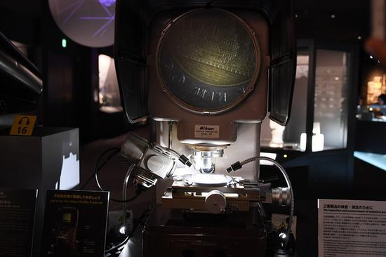 """尼康初期的半導體光刻機""""NSR-1505G2A"""""""