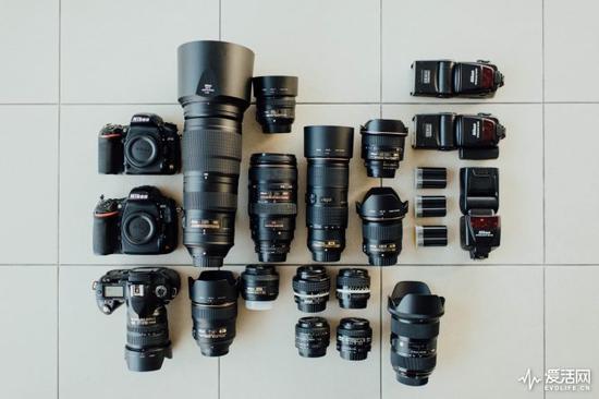 要拍出一张高画质照片,镜头同样至关重要