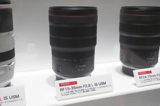 两款新镜头现已加入佳能产品列表 30日内或将发布