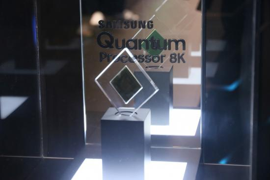 三星8K量子点画质芯片