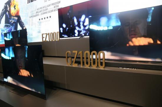 松下GZ1000系列OLED电视