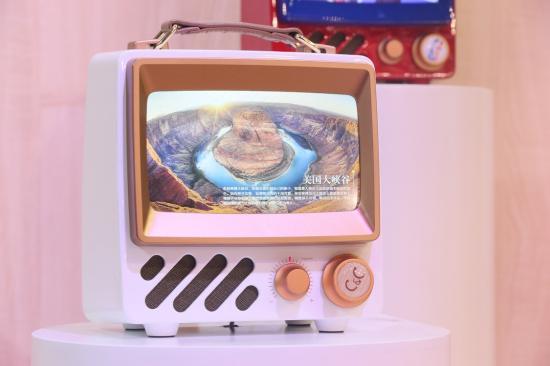 复古小电视