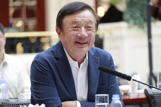 任正非:华为愿意将5G技术对外许可 思维跟不上会退休