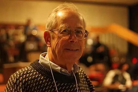 2019年诺贝尔物理学奖获得者:James Peebles