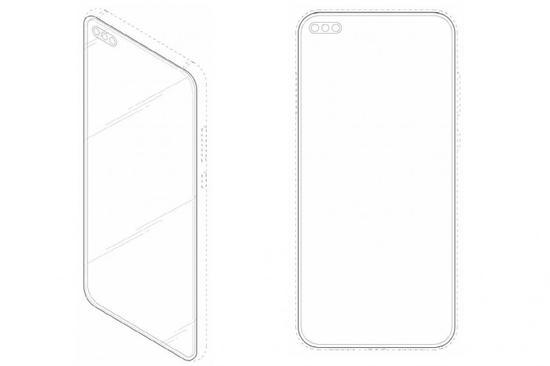 三星Galaxy S11+或将成首款搭载三个打孔前置摄像头的智能手机