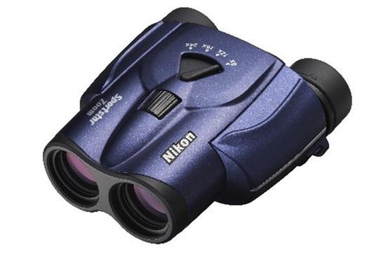 尼康推出紧凑型3倍变焦双筒望远镜,3种颜色任意选择