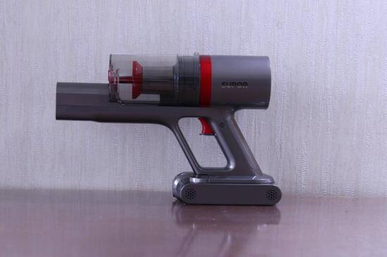 苏泊尔轻量T6无线吸尘器评测:手持超轻也有大吸力