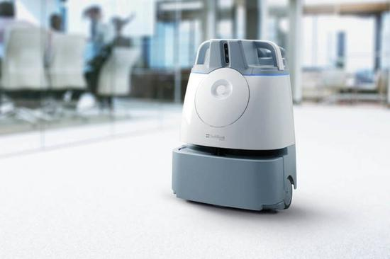 软银推出其新型扫地机器人Whiz,清洁路线存储多...