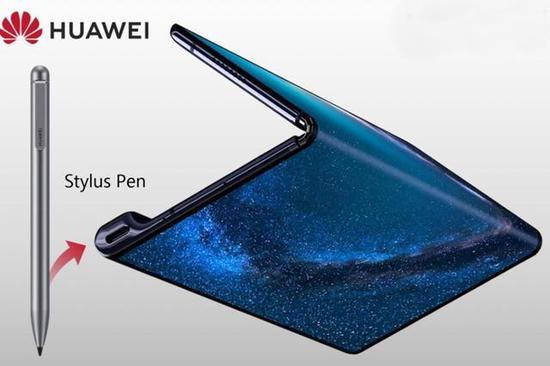 華為又一折疊屏手機曝光 華為Mate X 2要來了?