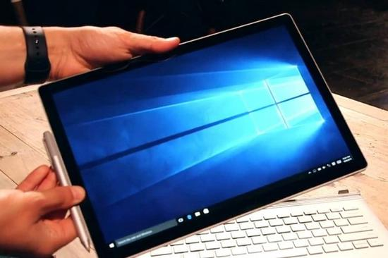 Surface Book 天津有望采用带