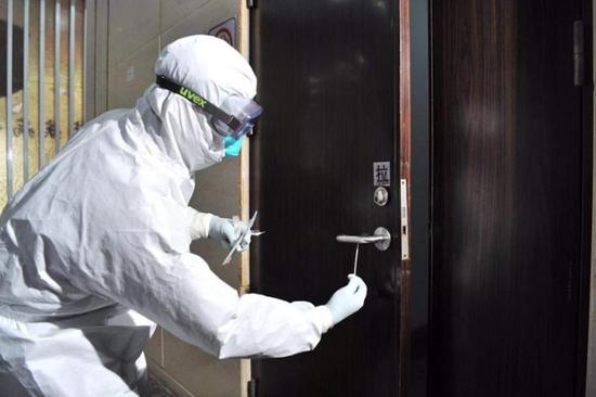 天津新增1例新冠肺炎确诊病例累计确诊病例131例