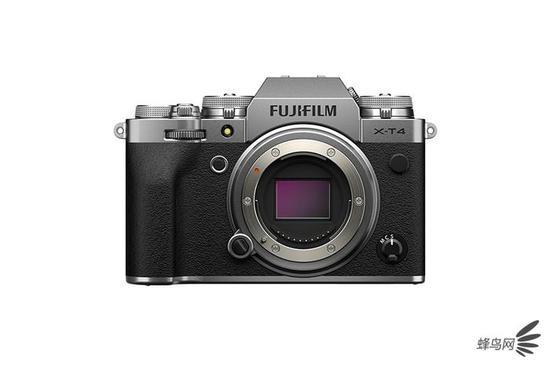本月26日正式发布 富士X-T4相机与外观曝光