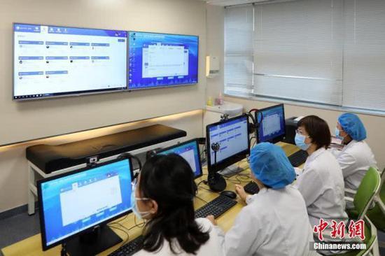 """""""宅家抗疫""""带火互联网医疗 我们的看病方式正被颠覆?"""